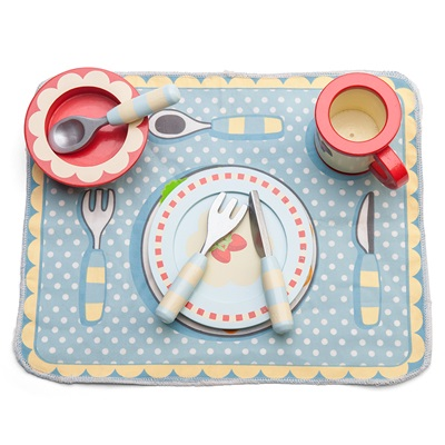 LE TOY VAN HONEYBAKE DINNER SET