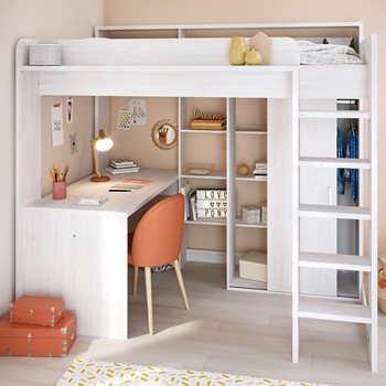 Kids Beds With Storage For Girls