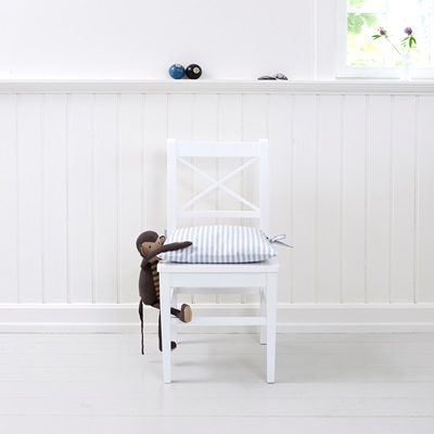 CHILDREN'S JUNIOR CHAIR in White