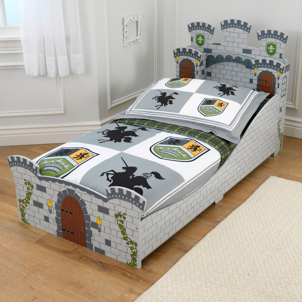 Medieval Castle Toddler Bed