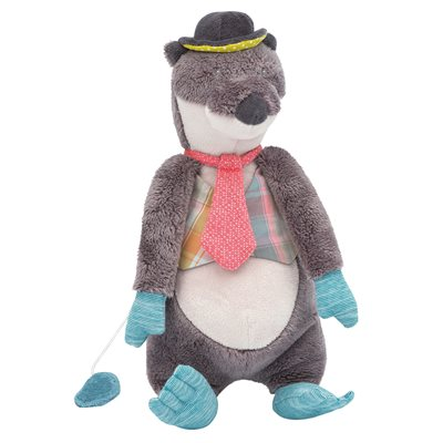 MOULIN ROTY CHILDRENS OTTER DOLL