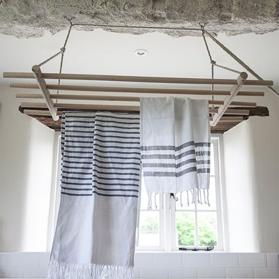 GARDEN TRADING CHILTON CEILING DRYING RACK