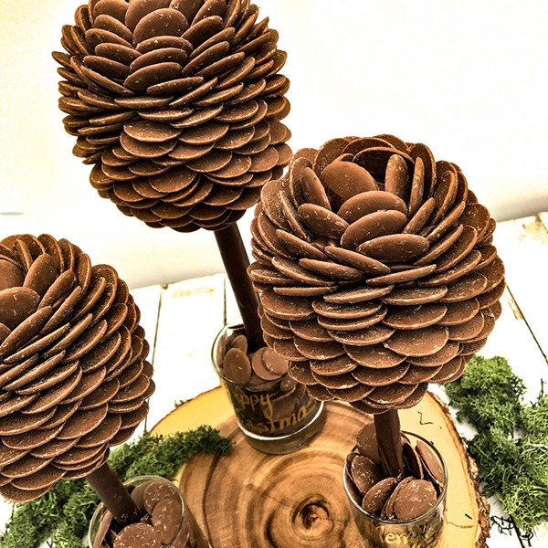 Chocolate Sweet Tree Gift Idea for Her