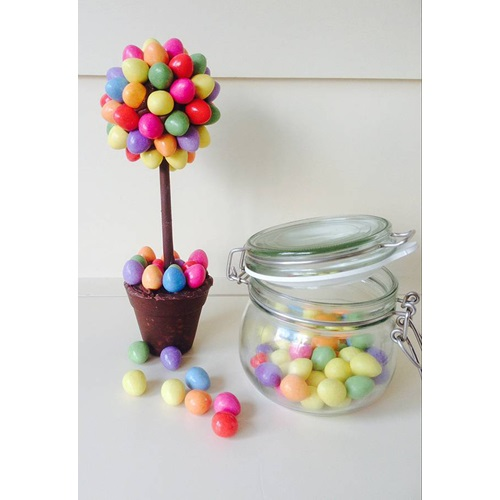 Personalised Chocolate Smartie Egg Tree