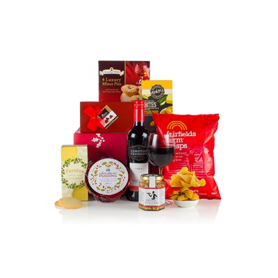 CHRISTMAS CAROL Luxury Christmas Hamper