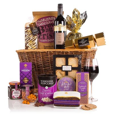 Christmas Cracker Luxury Christmas Hamper