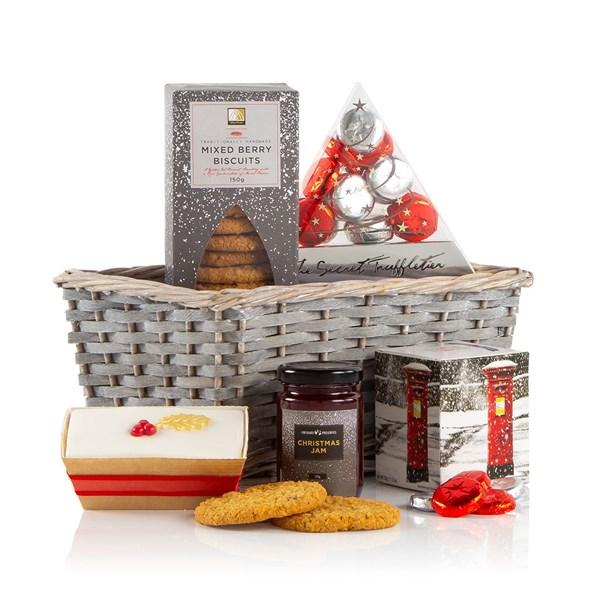 Virginia Hayward Christmas to a Tea Luxury Gift Hamper