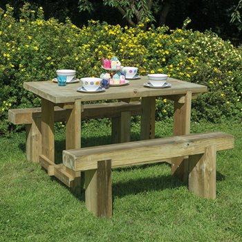 Wooden Garden Furniture Cuckookland