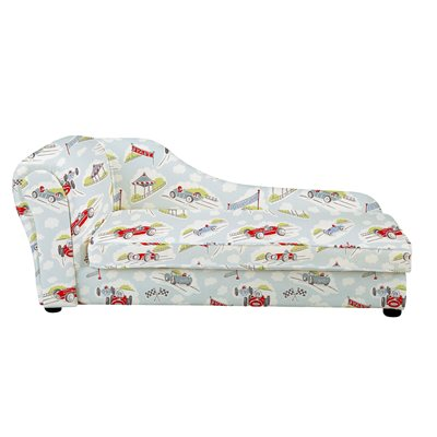 CHILDREN'S CHAISE LONGUE in Racing Car Design