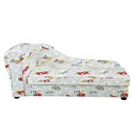CHILDRENS CHAISE LONGUE in Racing Car Design