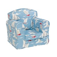CHILDRENS ARM CHAIR with Removable Covers