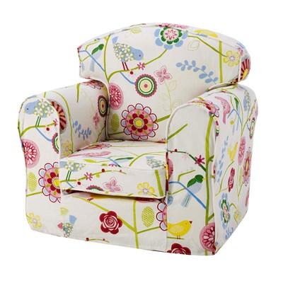 Churchfield Loose Cover Chair Songbird ...