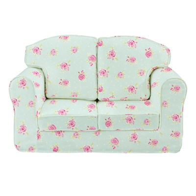 Great Churchfield Loose Cover Sofa Country Flowers ...