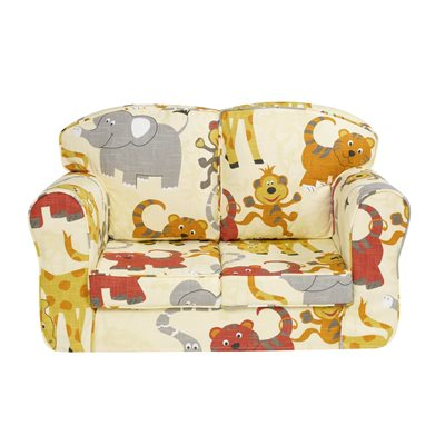 CHILDREN'S SOFA with Removable Covers