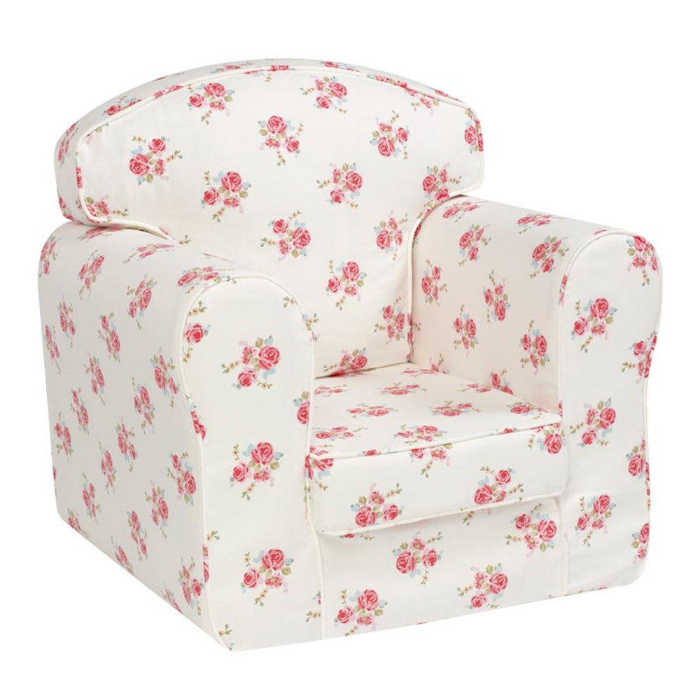 Kids Arm Chair With Removable Covers - Churchfield ...