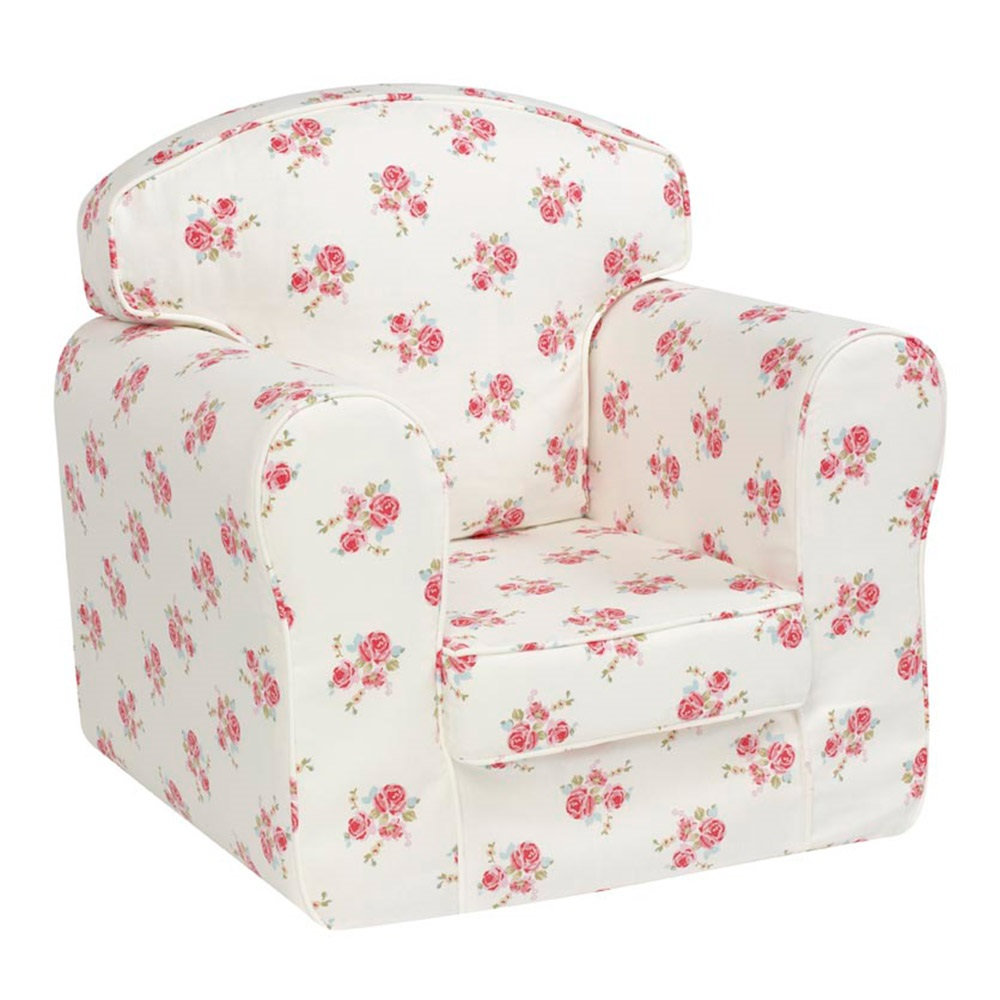 Kids Arm Chair With Removable Covers Churchfield