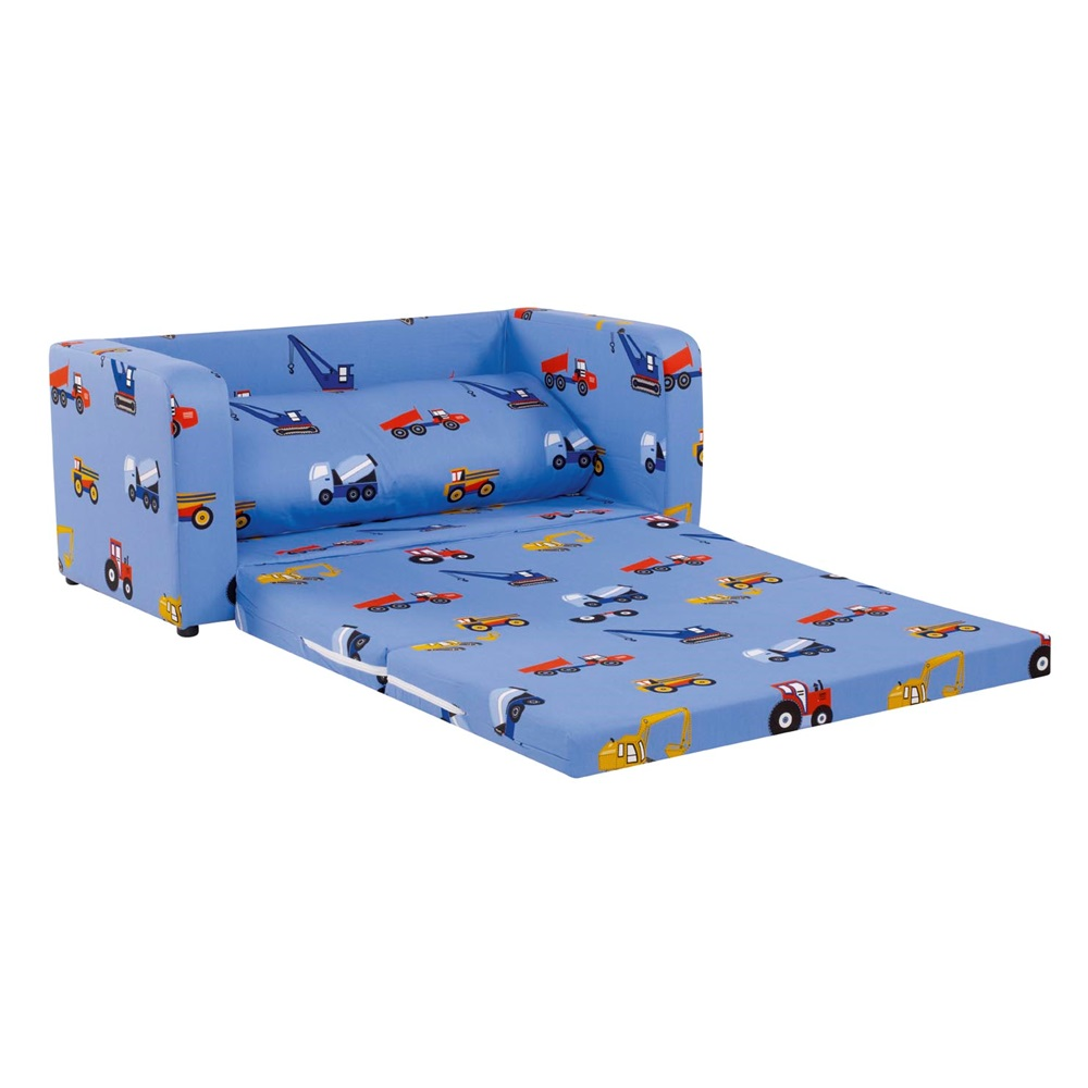 Kids Folding Sofa Bed - Churchfield | Cuckooland
