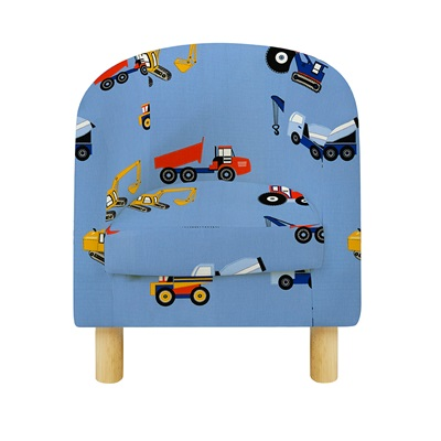CHILDREN'S TUB CHAIR