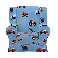 CHILDRENS WING ARM CHAIR