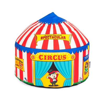 CIRCUS KIDS BEAN BAG by Woouf