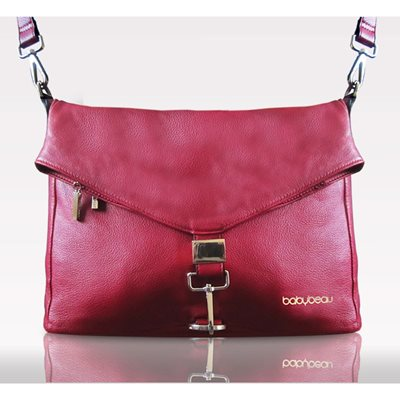 COCO DESIGNER CHANGING BAG in Red