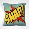 Superhero Cushions in Retro Design