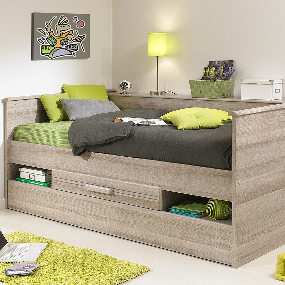 Combined Low Single Bed