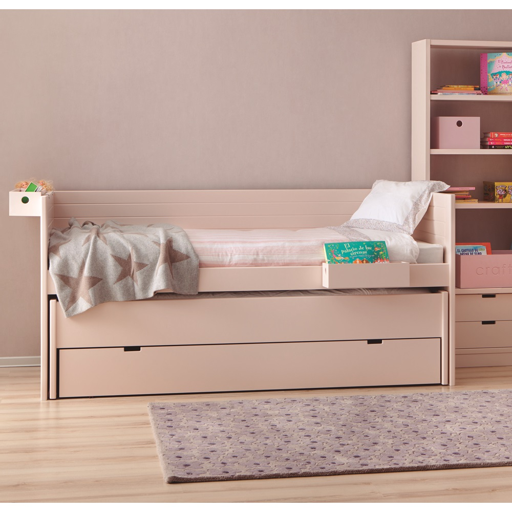 Asoral Room Planner: Cometa Triple Kids Bed - Asoral