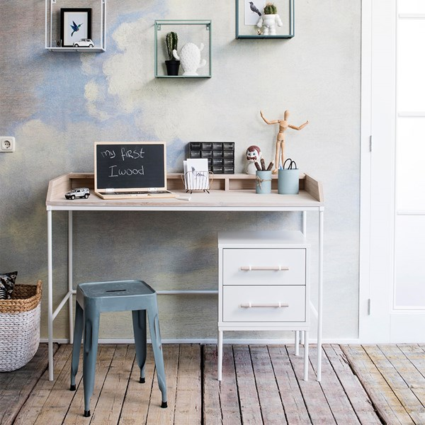 Scandi Style Office Desk