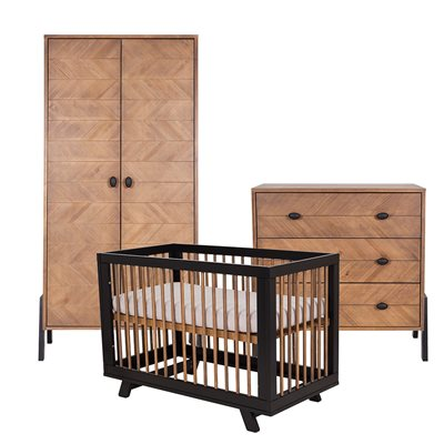 HARPER 3 PIECE NURSERY FURNITURE SET