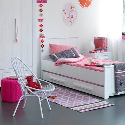 SALTY KIDS SINGLE BED with Optional Trundle Bed