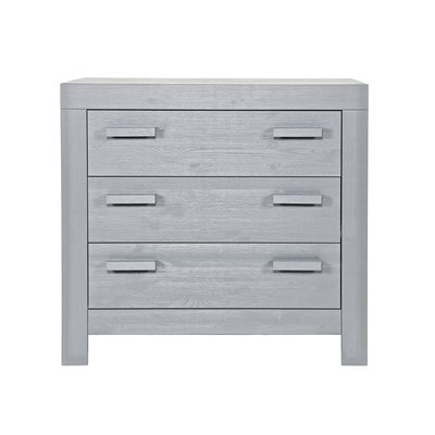 NEW LIFE CHEST OF DRAWERS in Brushed Concrete Grey
