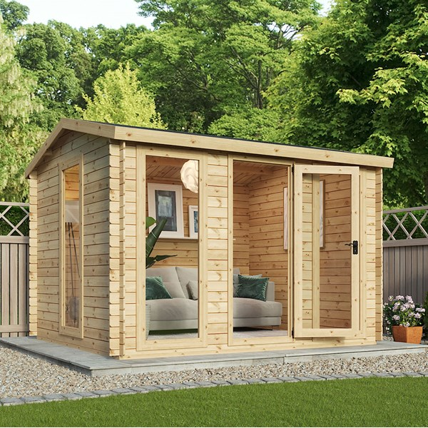Quality Garden Structures from Mercia