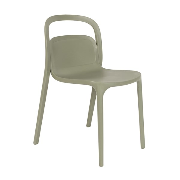 Pair of Rex Dining Chair in Green