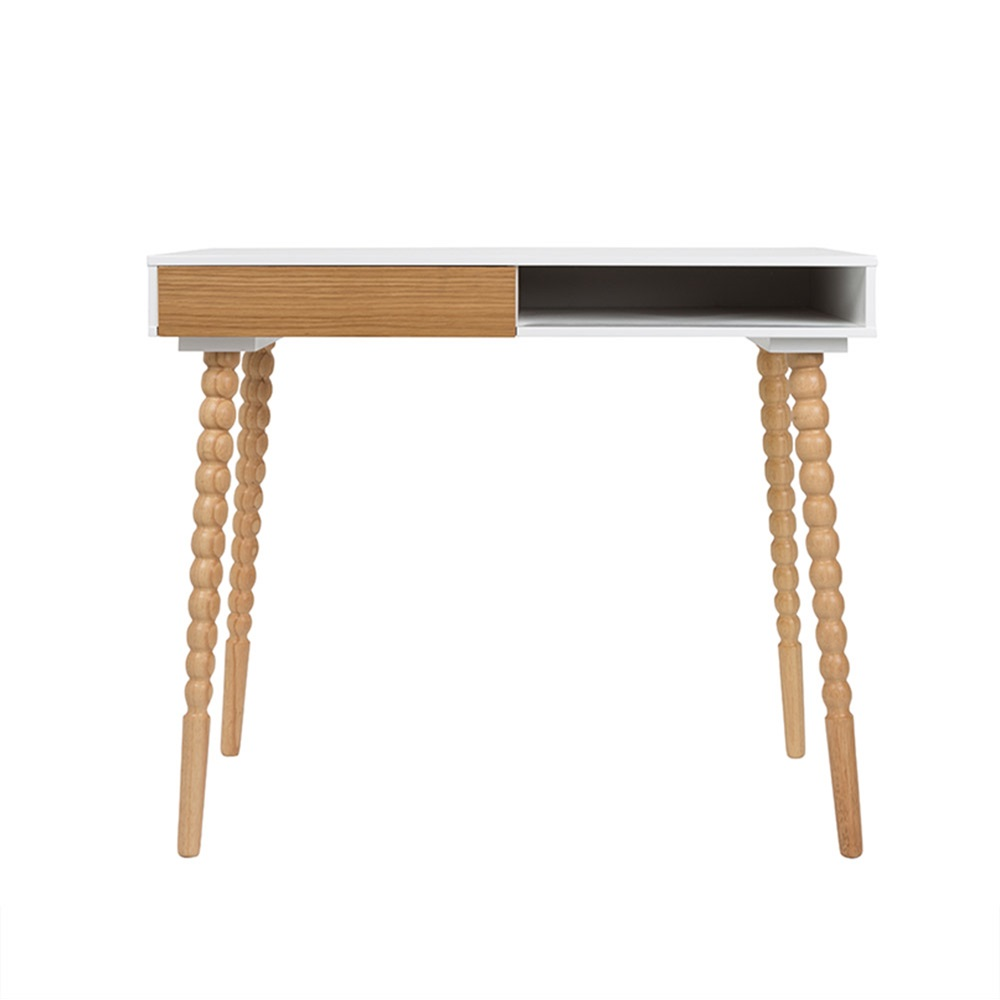 Contemporary Wooden Desk From Zuiver Jpg