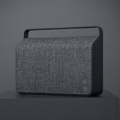 COPENHAGEN WIRELESS SPEAKER in Anthracite Grey