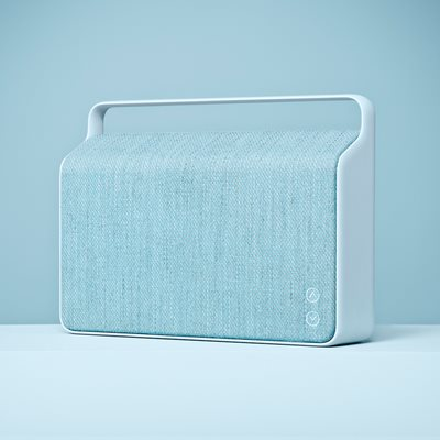 COPENHAGEN WIRELESS SPEAKER in Ice Blue