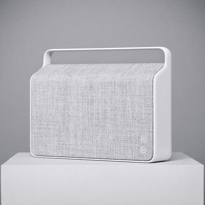 COPENHAGEN WIRELESS SPEAKER in Pebble Grey