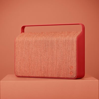COPENHAGEN WIRELESS SPEAKER in Sunset Red