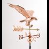 Eagle Copper 3D Windvanes at Cuckooland