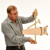 Hammer & Saw Copper Weathervane in 3D Life size