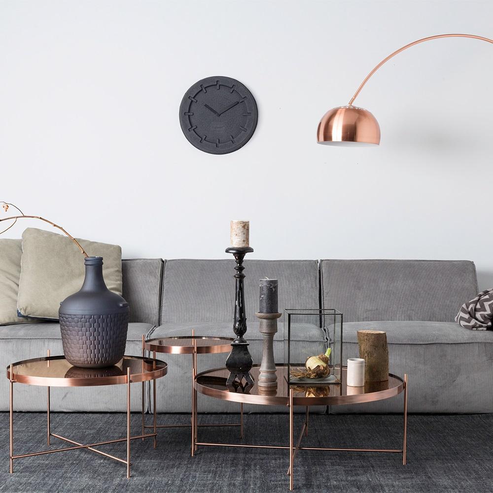 Copper Side Table Jpg