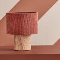 kids concept corduroy lamp