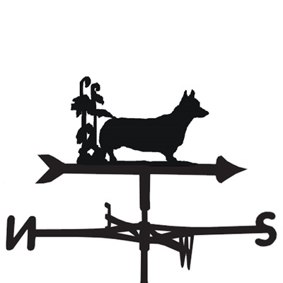 WEATHERVANE in Corgi Pembroke Design