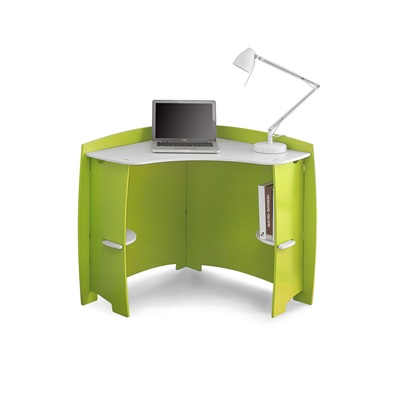 EASY FIT KIDS CORNER DESK in 'Frog Collection' Design