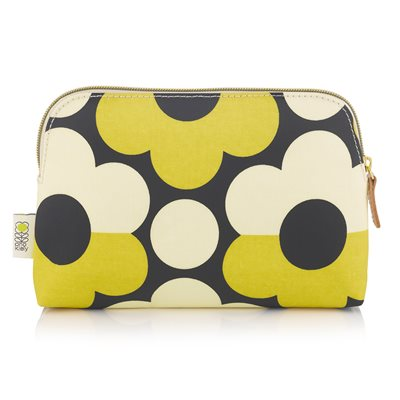 ORLA KIELY COSMETIC BAG in Sunset Flora