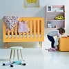 Yellow Baby Cots