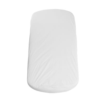 FLEXA OVAL FOAM COT MATTRESS For 5 in 1 Cot Bed