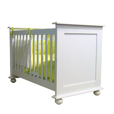 BABY COT WITH FEET in Ines Design