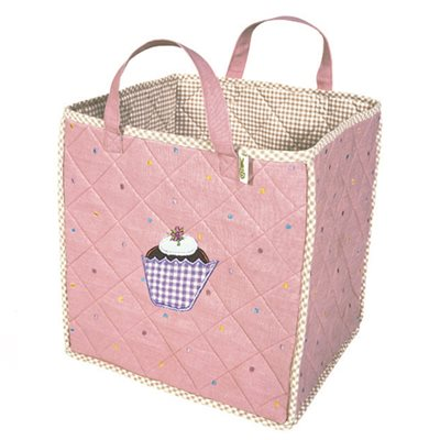 GINGERBREAD Toy Bag by Win Green